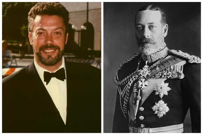 George V is listed (or ranked) 1 on the list English Royals And The Actors Who Should Play Them In A Movie