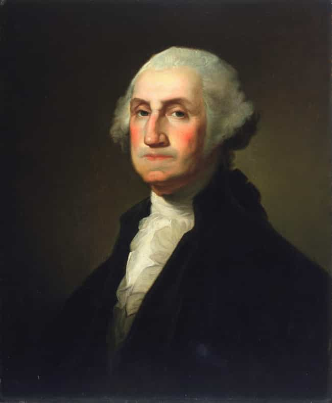 George Washington is listed (or ranked) 2 on the list Famous Freemasons List