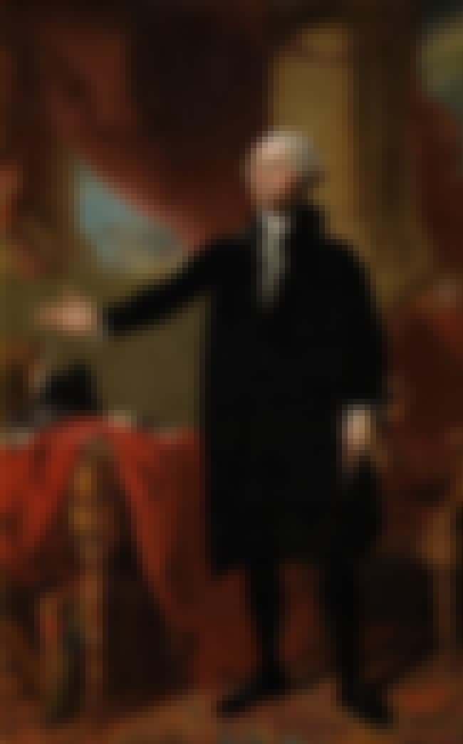 George Washington is listed (or ranked) 4 on the list All the Presidential Portraits, Ranked