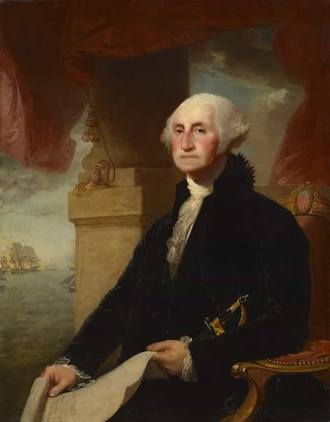 George Washington is listed (or ranked) 2 on the list Famous Pisces Celebrities