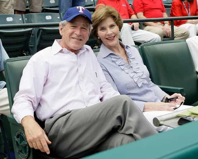George W. Bush is listed (or ranked) 2 on the list 17 Celebrities Who Own Pro Sports Teams