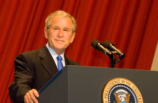 George W. Bush is listed (or ranked) 2 on the list 21 Famous People of Swedish Descent