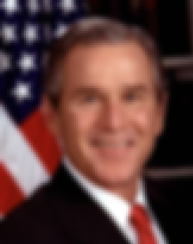 George W. Bush is listed (or ranked) 2 on the list Famous People You Didn't Know Were Methodist