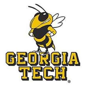 Georgia Institute of Technolog is listed (or ranked) 2 on the list The Best Colleges for Aerospace Engineering