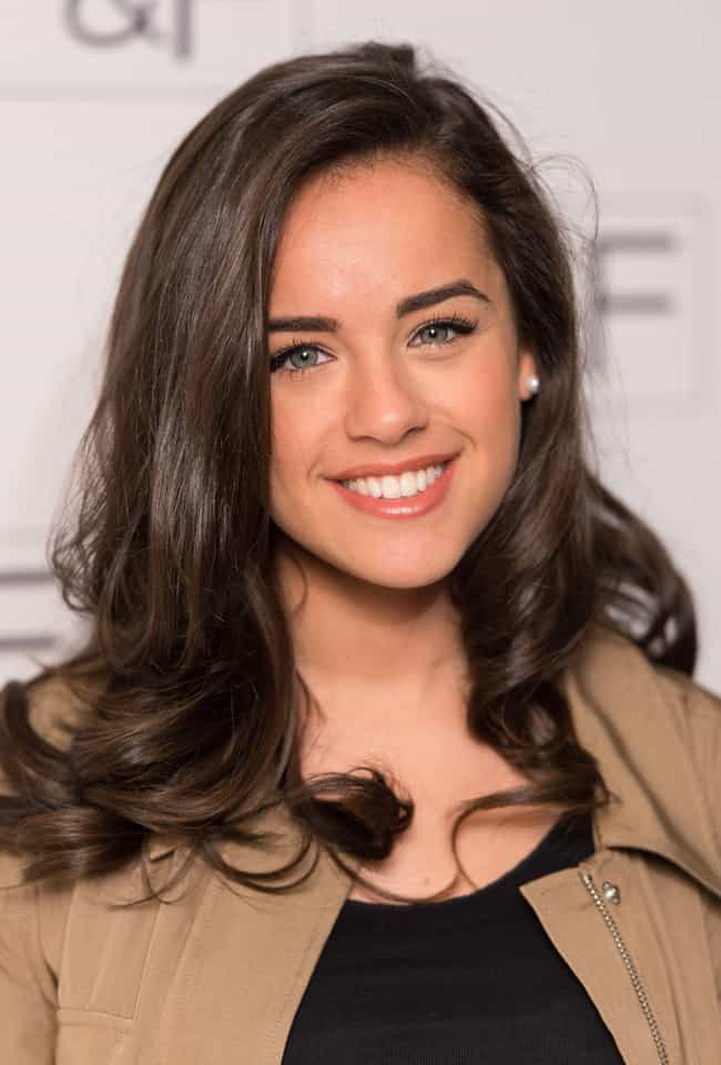 Georgia May Foote is listed (or ranked) 3 on the list Famous People Born in 1991
