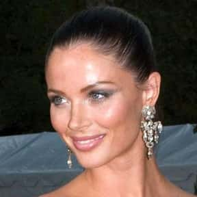 Georgina Chapman is listed (or ranked) 13 on the list The Most Stunning English Fashion Models