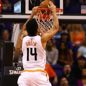 Gerald Green is listed (or ranked) 7 on the list The Best Brooklyn Nets Shooting Guards of All Time