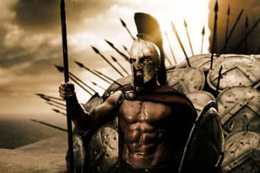 Gerard Butler As Leonidas In ' is listed (or ranked) 2 on the list Famous Actors Who Played Famous Kings, Ranked By Regality