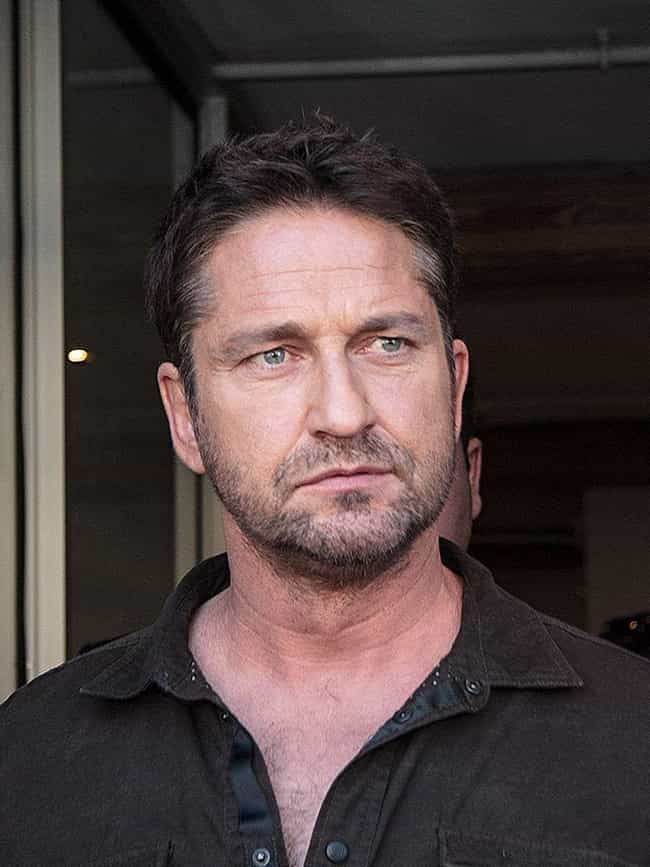 Gerard Butler is listed (or ranked) 2 on the list 29 Celebrities Whose Houses Have Caught on Fire