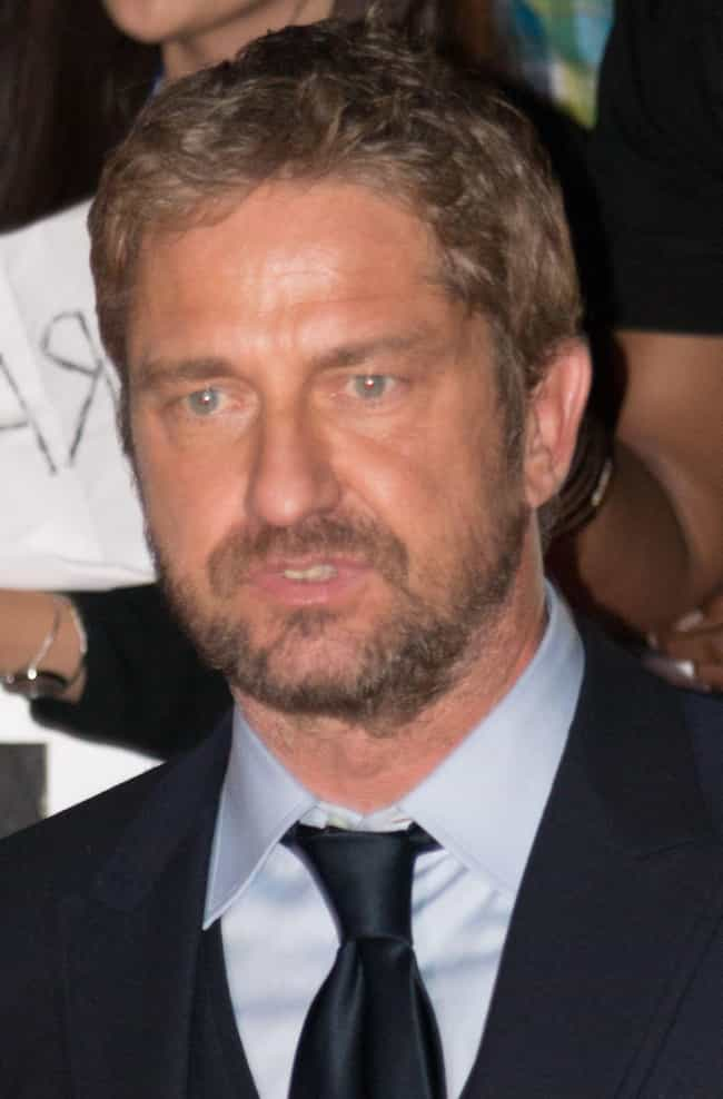Gerard Butler is listed (or ranked) 4 on the list The Top 24 Hottest Irish Guys