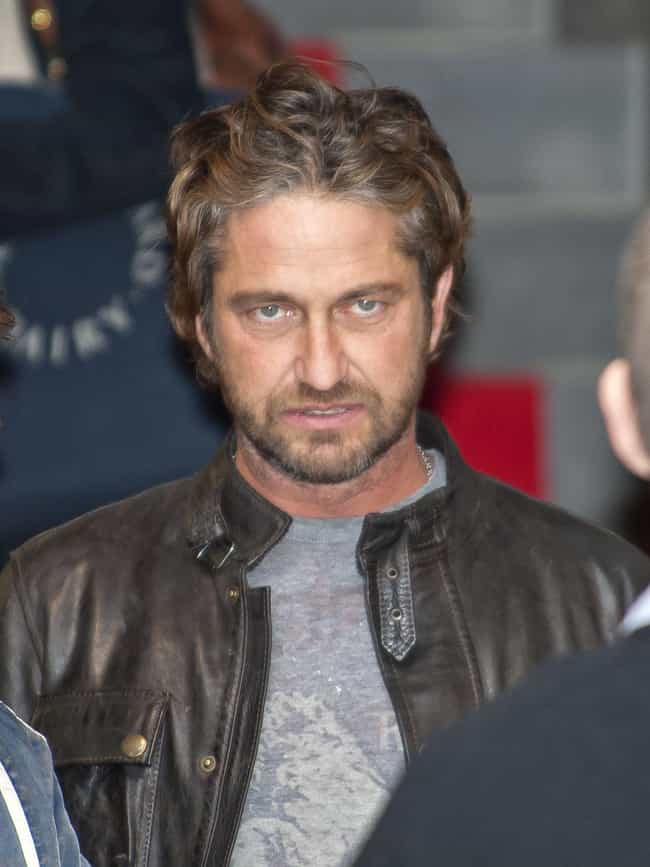 Gerard Butler is listed (or ranked) 3 on the list 20 Famous People Who Went to Law School