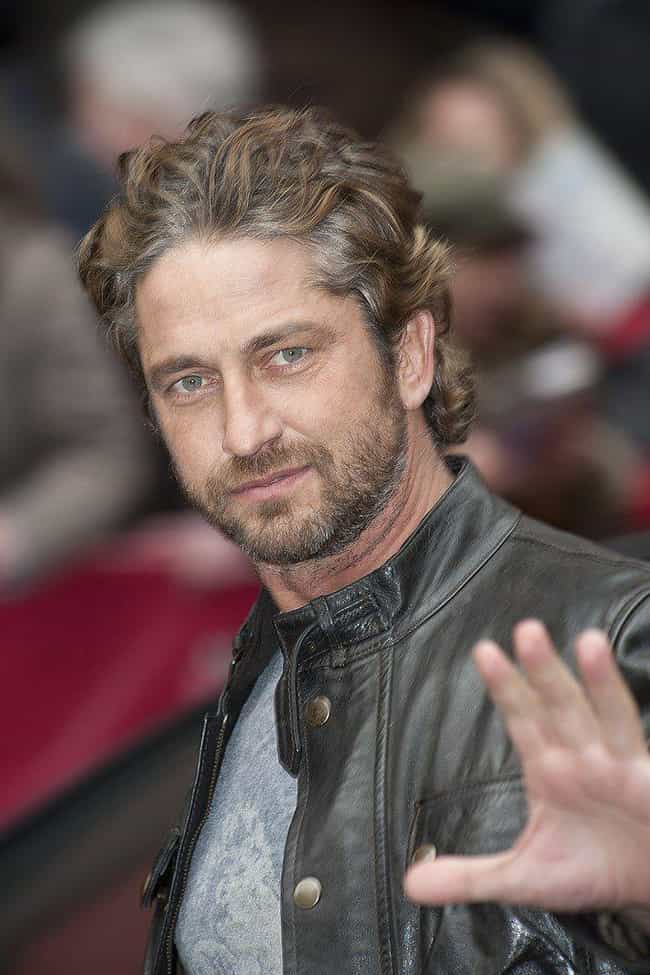 Gerard Butler is listed (or ranked) 4 on the list Actors Who Actually Look Better With Facial Hair