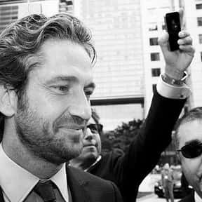 Gerard Butler is listed (or ranked) 7 on the list Popular Film Actors from United Kingdom