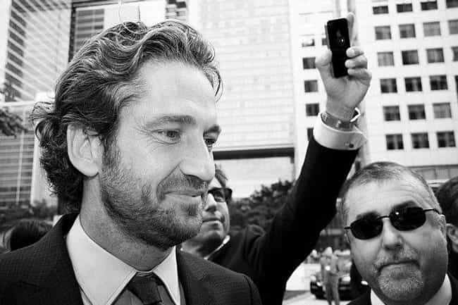 Gerard Butler is listed (or ranked) 2 on the list Famous Male Lawyers