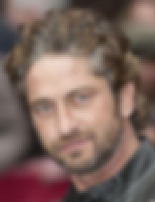Gerard Butler is listed (or ranked) 7 on the list Cameron Diaz's Loves & Hookups
