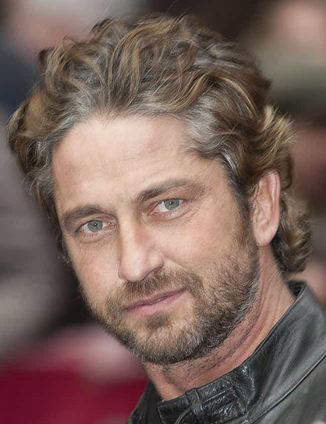 Gerard Butler is listed (or ranked) 7 on the list Famous People with Tinnitus