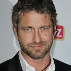 Gerard Butler is listed (or ranked) 1 on the list The Hottest Silver Foxes