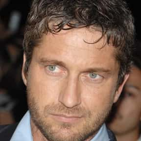 Gerard Butler is listed (or ranked) 4 on the list The Hottest Men Over 40
