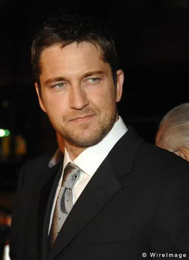 Gerard Butler is listed (or ranked) 2 on the list Hottest Hairy Guys