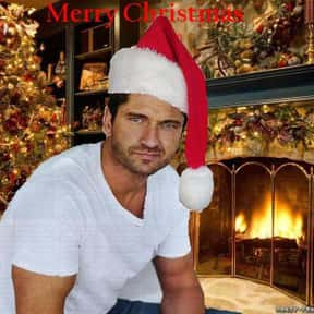 Gerard Butler is listed (or ranked) 7 on the list Male Celebrities You'd Want Under Your Christmas Tree