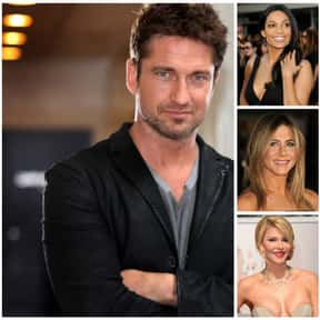 Gerard Butler is listed (or ranked) 10 on the list The Biggest Manwhores in the Entertainment Industry