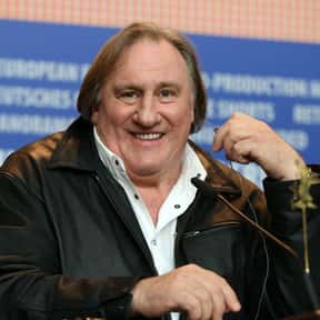Gérard Depardieu is listed (or ranked) 7 on the list List of Famous Restaurateurs