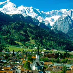 Germany is listed (or ranked) 18 on the list The Best Countries for Mountain Climbing