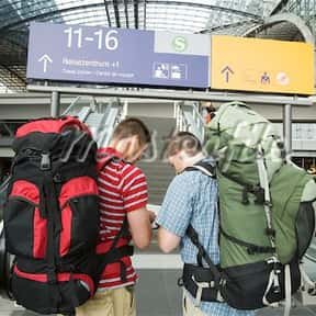 Germany is listed (or ranked) 9 on the list The Best Countries to Backpack