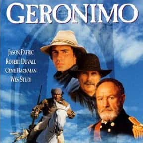 Geronimo: An American Legend is listed (or ranked) 25 on the list The Best Robert Duvall Movies