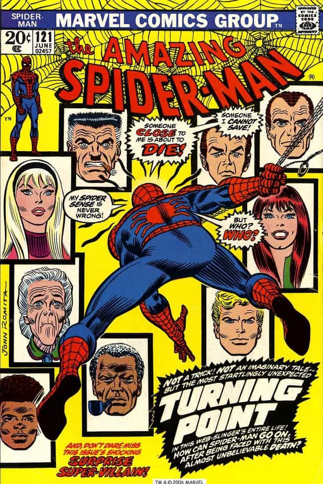 Gerry Conway is listed (or ranked) 3 on the list The Best Spider-Man Comic Book Writers