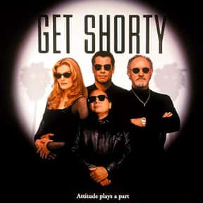 Get Shorty is listed (or ranked) 2 on the list The Most Hilarious Mob Comedy Movies