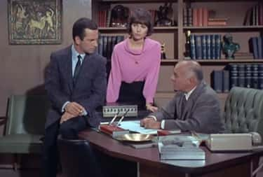 1970 - 'Get Smart' is listed (or ranked) 1 on the list What Famous TV Show Was Canceled The Year You Were Born?