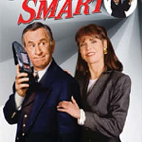Get Smart is listed (or ranked) 22 on the list The Best Ever Spy TV Shows