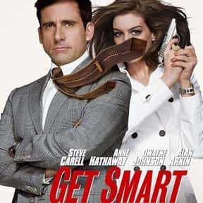Get Smart is listed (or ranked) 11 on the list The Very Best Anne Hathaway Movies