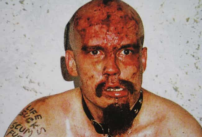 GG Allin is listed (or ranked) 1 on the list 20 Craziest Rock Star Arrests