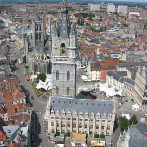 Ghent is listed (or ranked) 13 on the list List of World's Fair Locations and World Expo Host Cities