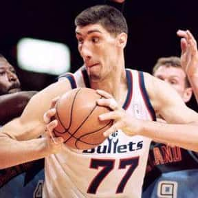 Gheorghe Mureșan is listed (or ranked) 10 on the list The Best Washington Wizards Centers of All Time