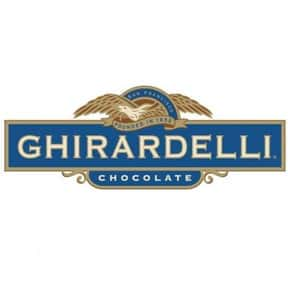 Ghirardelli is listed (or ranked) 4 on the list The Best Chocolate Companies