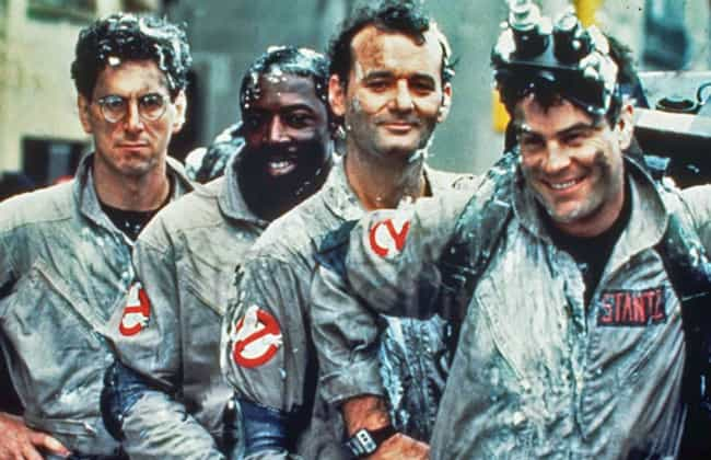 Ghostbusters is listed (or ranked) 3 on the list Your Favorite Movie Casts, Reunited