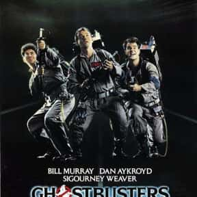 Ghostbusters is listed (or ranked) 5 on the list The Most Rewatchable Movies