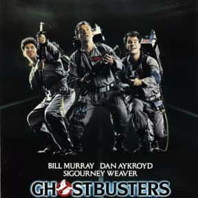 Ghostbusters is listed (or ranked) 16 on the list The Funniest '80s Movies