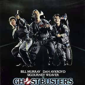 Ghostbusters is listed (or ranked) 2 on the list The Best Movies to Have Playing During a Party