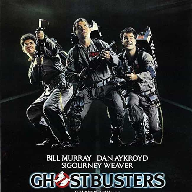 Ghostbusters is listed (or ranked) 4 on the list The Very Best Geeky Shows & Movies, Ranked