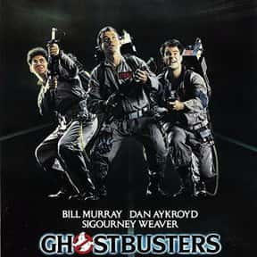 Ghostbusters is listed (or ranked) 17 on the list The Best Action Movies of the 1980s