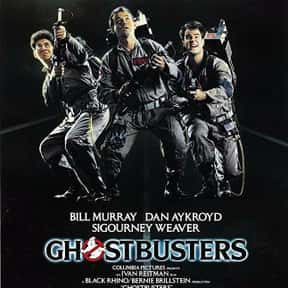 Ghostbusters is listed (or ranked) 15 on the list The Best Comedies Rated PG
