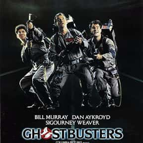Ghostbusters is listed (or ranked) 1 on the list The Greatest Guilty Pleasure Movies