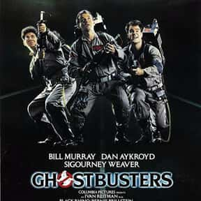 Ghostbusters is listed (or ranked) 9 on the list The Best Geek Movies