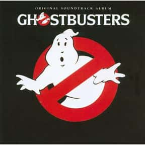 Ghostbusters is listed (or ranked) 13 on the list The Greatest Soundtracks of All Time