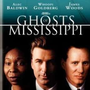 Ghosts of Mississippi is listed (or ranked) 9 on the list The Best Whoopi Goldberg Movies
