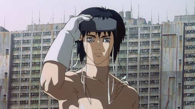 Ghost in the Shell is listed (or ranked) 1 on the list The 13 Best Anime Like Akira